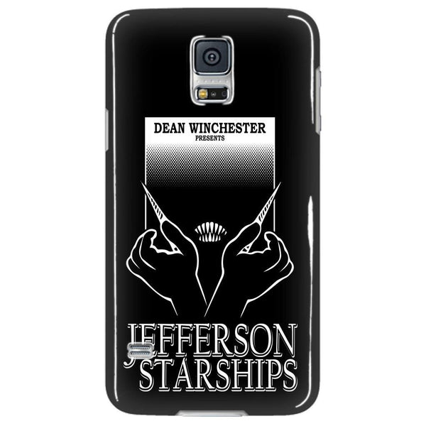 Jefferson Starships - Phonecover - Phone Cases - Supernatural-Sickness - 4