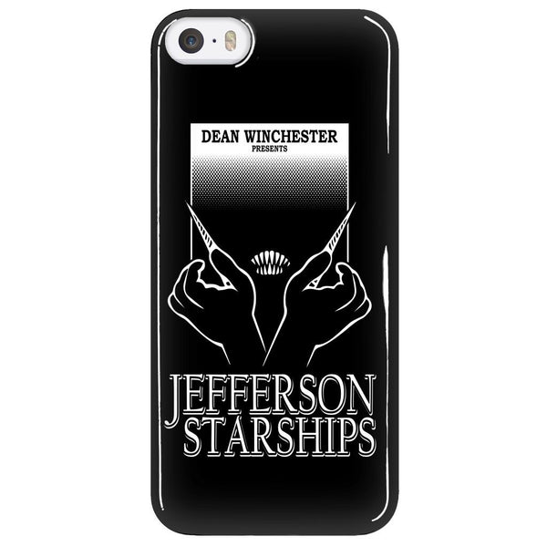 Jefferson Starships - Phonecover - Phone Cases - Supernatural-Sickness - 5