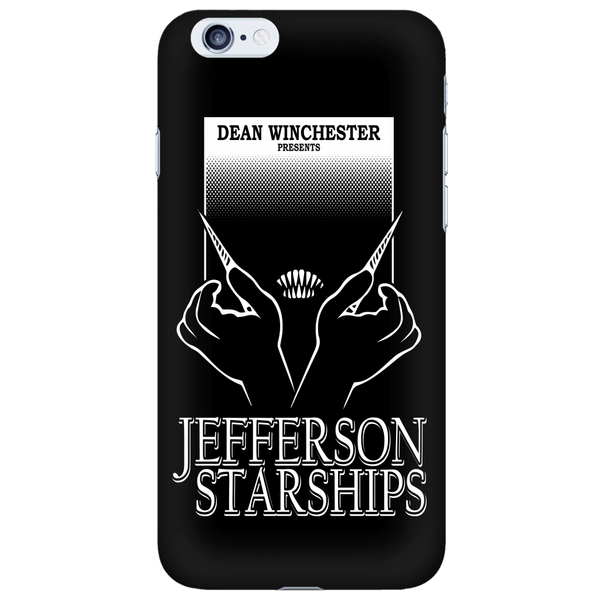 Jefferson Starships - Phonecover - Phone Cases - Supernatural-Sickness - 6