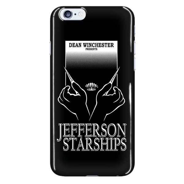 Jefferson Starships - Phonecover - Phone Cases - Supernatural-Sickness - 7