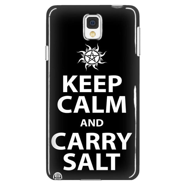 Keep Calm And Carry Salt - Phonecover - Phone Cases - Supernatural-Sickness - 1
