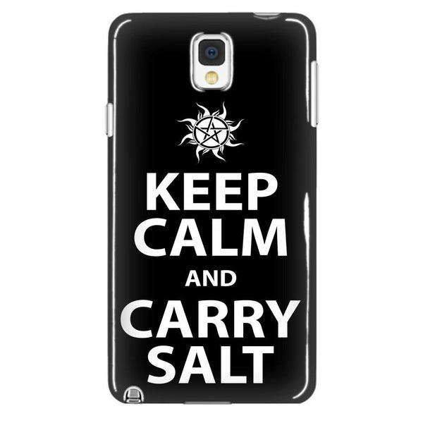Keep Calm And Carry Salt - Phonecover - Phone Cases - Supernatural-Sickness - 2