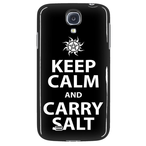 Keep Calm And Carry Salt - Phonecover - Phone Cases - Supernatural-Sickness - 3