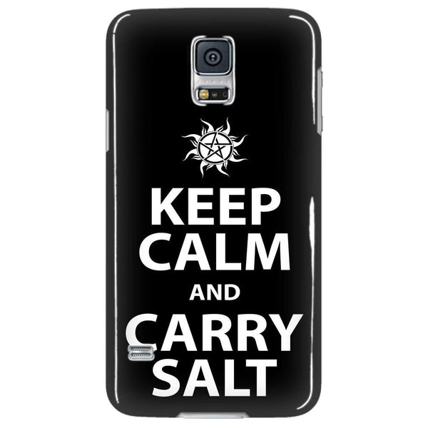 Keep Calm And Carry Salt - Phonecover - Phone Cases - Supernatural-Sickness - 4