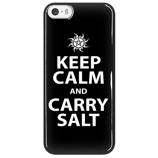 Keep Calm And Carry Salt - Phonecover - Phone Cases - Supernatural-Sickness - 5