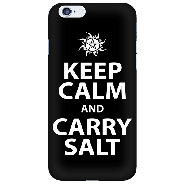 Keep Calm And Carry Salt - Phonecover - Phone Cases - Supernatural-Sickness - 6