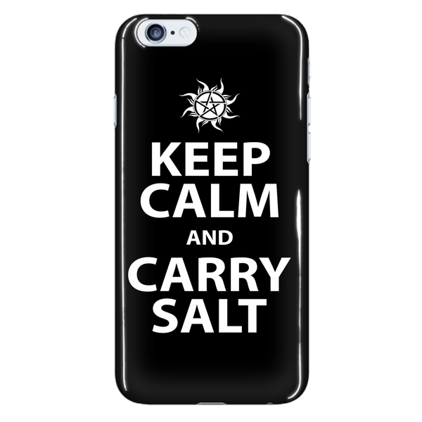 Keep Calm And Carry Salt - Phonecover - Phone Cases - Supernatural-Sickness - 7