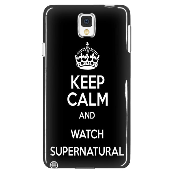 Keep Calm and watch Supernatural - Phonecover - Phone Cases - Supernatural-Sickness - 1
