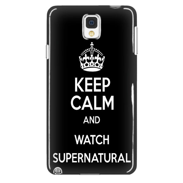 Keep Calm and watch Supernatural - Phonecover - Phone Cases - Supernatural-Sickness - 2