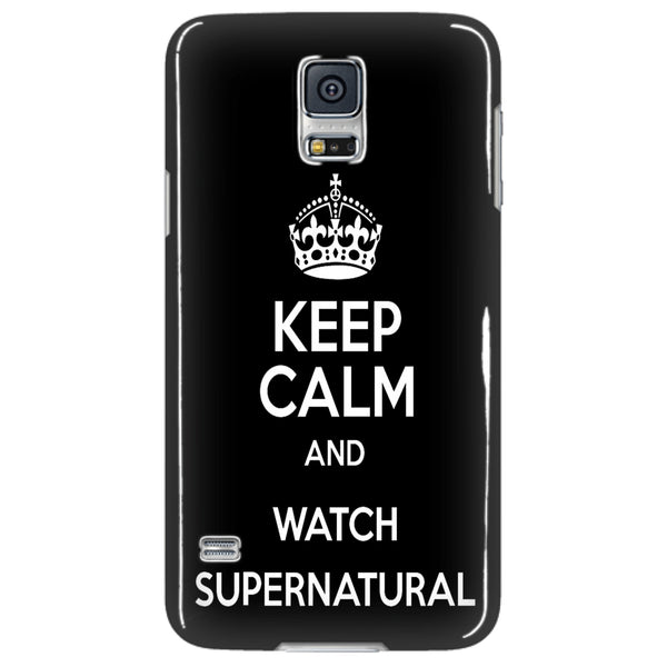 Keep Calm and watch Supernatural - Phonecover - Phone Cases - Supernatural-Sickness - 4
