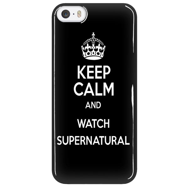 Keep Calm and watch Supernatural - Phonecover - Phone Cases - Supernatural-Sickness - 5