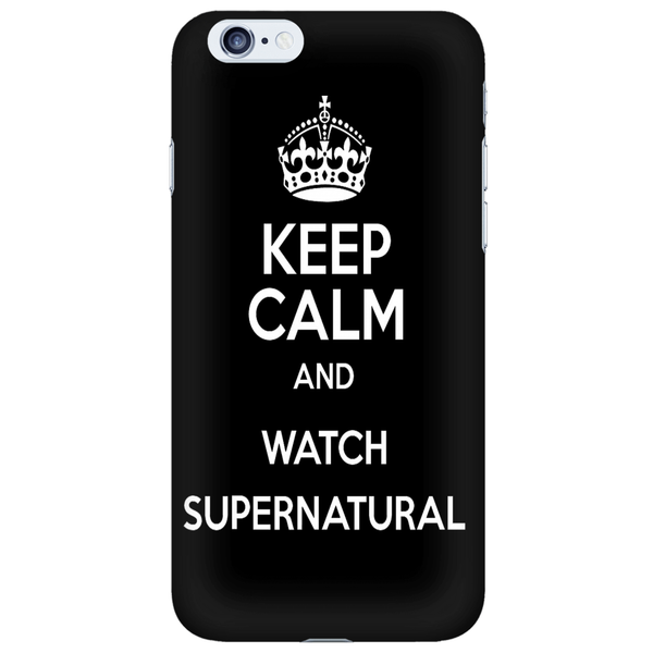 Keep Calm and watch Supernatural - Phonecover - Phone Cases - Supernatural-Sickness - 6