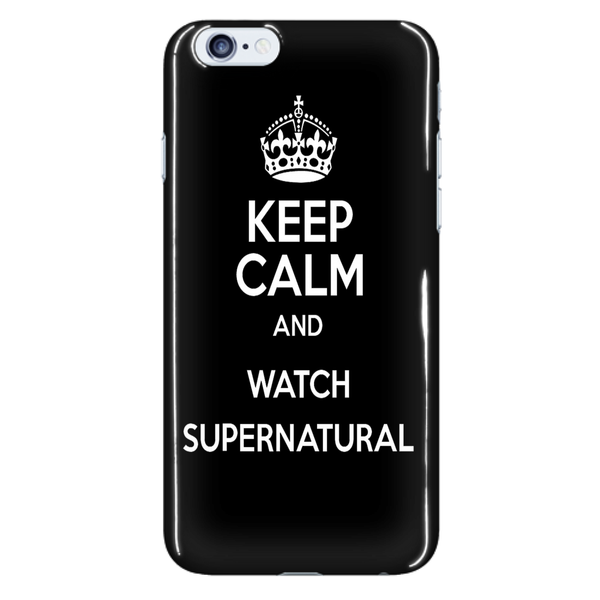 Keep Calm and watch Supernatural - Phonecover - Phone Cases - Supernatural-Sickness - 7