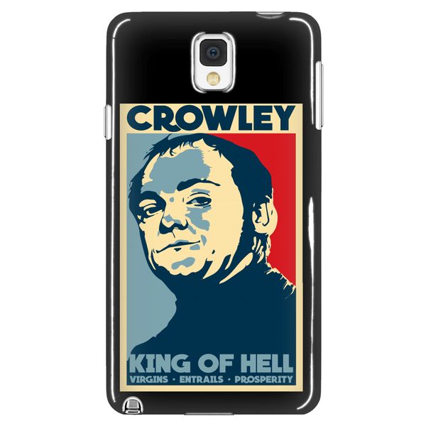 king Of Hell - Phonecover - Phone Cases - Supernatural-Sickness - 1