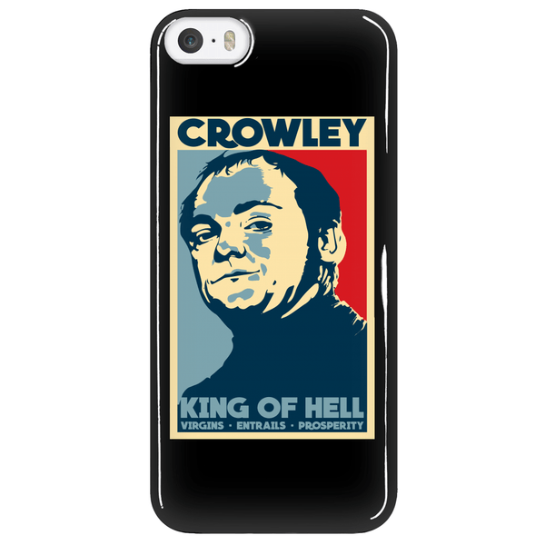 king Of Hell - Phonecover - Phone Cases - Supernatural-Sickness - 5