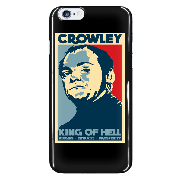 king Of Hell - Phonecover - Phone Cases - Supernatural-Sickness - 7