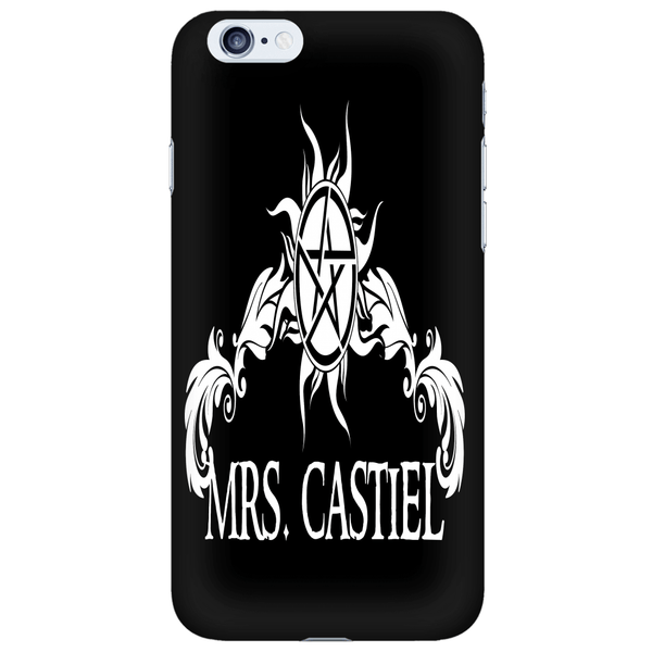 Mrs. Castiel - Phonecover - Phone Cases - Supernatural-Sickness - 6