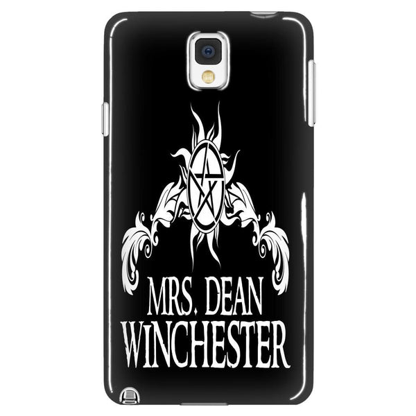 Mrs. Dean Winchester - Phonecover - Phone Cases - Supernatural-Sickness - 1
