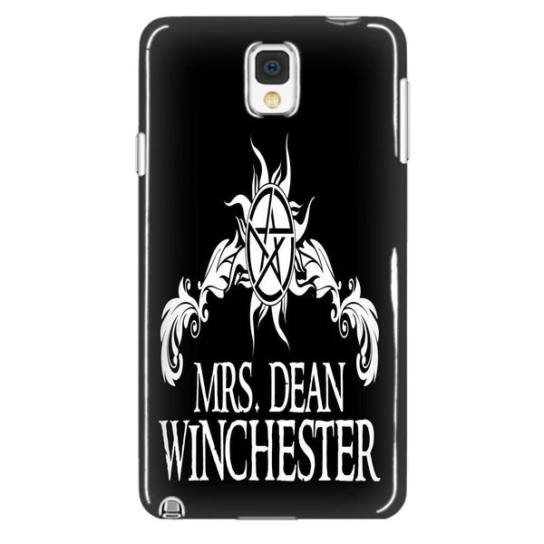Mrs. Dean Winchester - Phonecover - Phone Cases - Supernatural-Sickness - 2