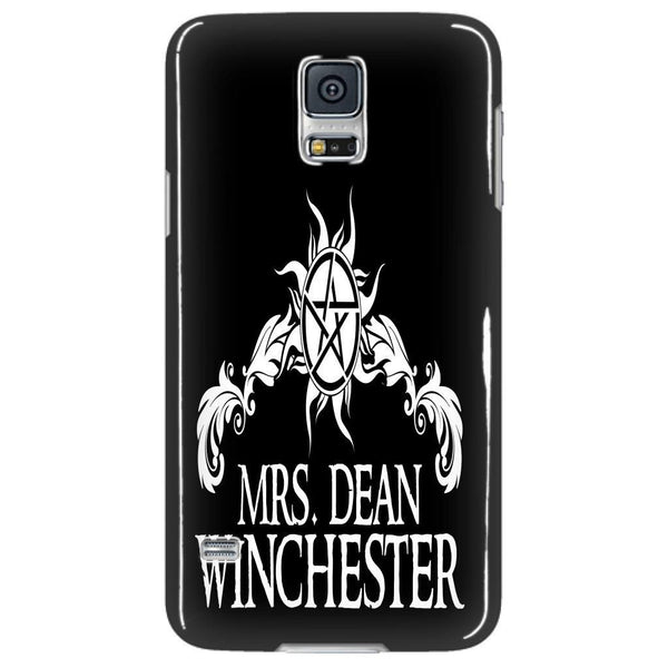 Mrs. Dean Winchester - Phonecover - Phone Cases - Supernatural-Sickness - 4