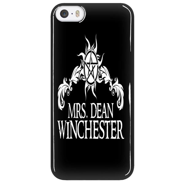 Mrs. Dean Winchester - Phonecover - Phone Cases - Supernatural-Sickness - 5