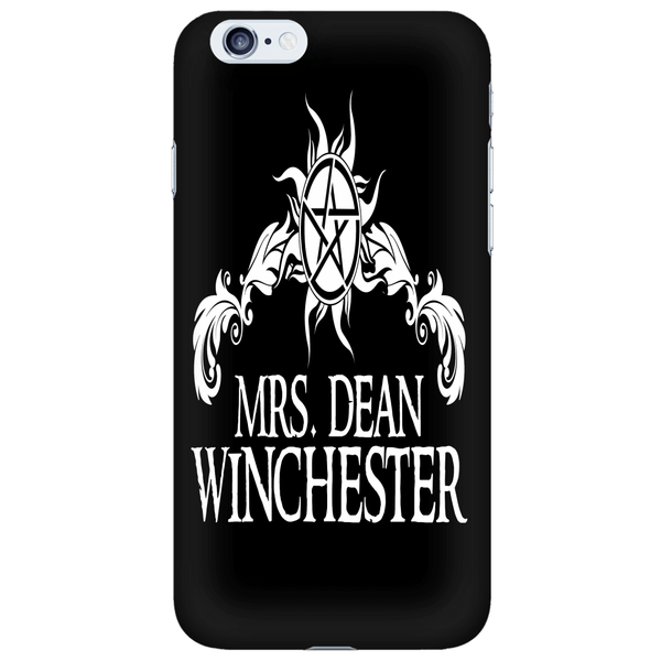 Mrs. Dean Winchester - Phonecover - Phone Cases - Supernatural-Sickness - 6