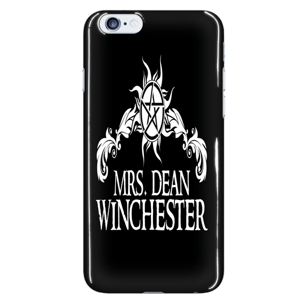 Mrs. Dean Winchester - Phonecover - Phone Cases - Supernatural-Sickness - 7