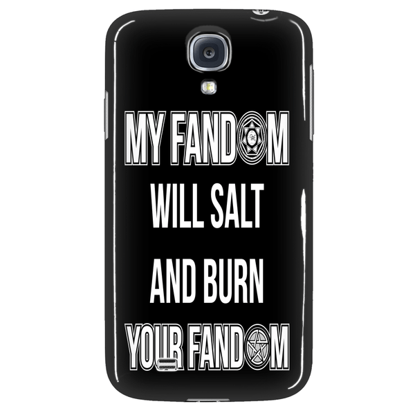 My Fandom - Phonecover - Phone Cases - Supernatural-Sickness - 3