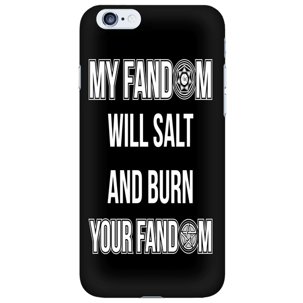 My Fandom - Phonecover - Phone Cases - Supernatural-Sickness - 6