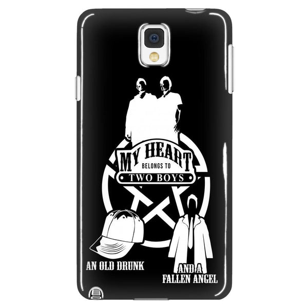My Heart - Phonecover - Phone Cases - Supernatural-Sickness - 1