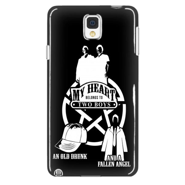 My Heart - Phonecover - Phone Cases - Supernatural-Sickness - 2