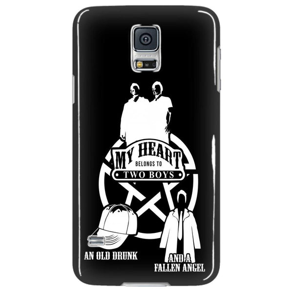 My Heart - Phonecover - Phone Cases - Supernatural-Sickness - 4
