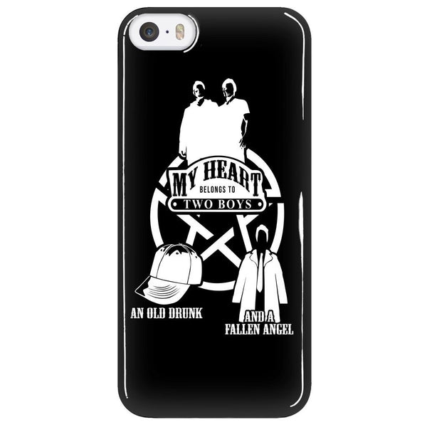 My Heart - Phonecover - Phone Cases - Supernatural-Sickness - 5