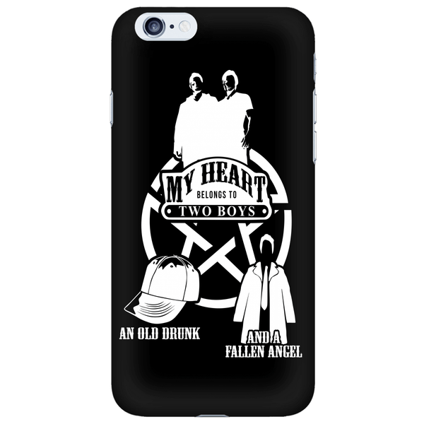 My Heart - Phonecover - Phone Cases - Supernatural-Sickness - 6