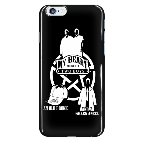 My Heart - Phonecover - Phone Cases - Supernatural-Sickness - 7