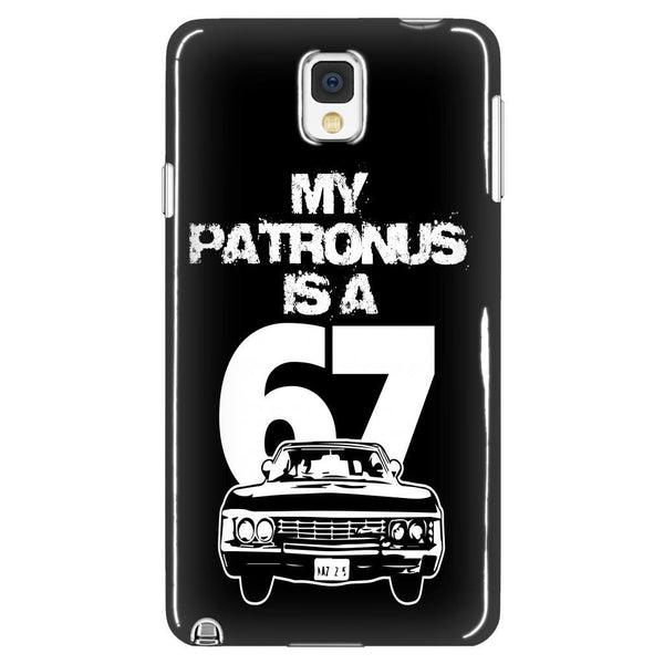My Patronus - Phonecover - Phone Cases - Supernatural-Sickness - 1