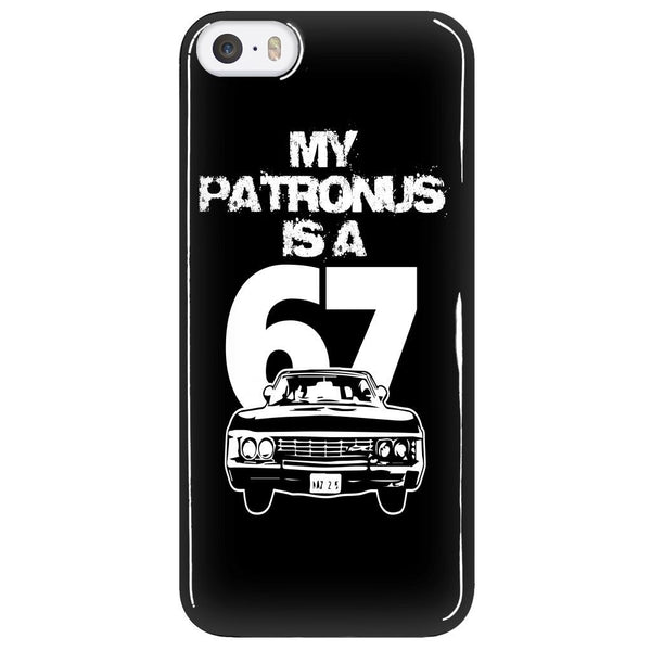 My Patronus - Phonecover - Phone Cases - Supernatural-Sickness - 5