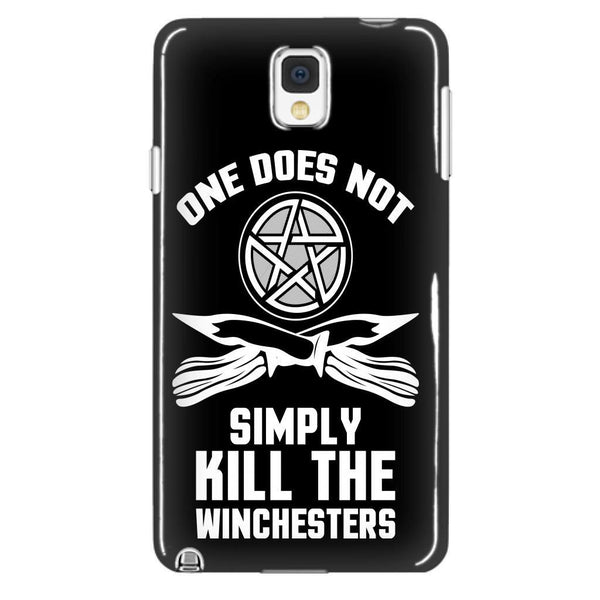 One Does Not Simply Kill The Winchesters - Phonecover - Phone Cases - Supernatural-Sickness - 2