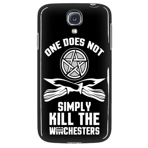 One Does Not Simply Kill The Winchesters - Phonecover - Phone Cases - Supernatural-Sickness - 3