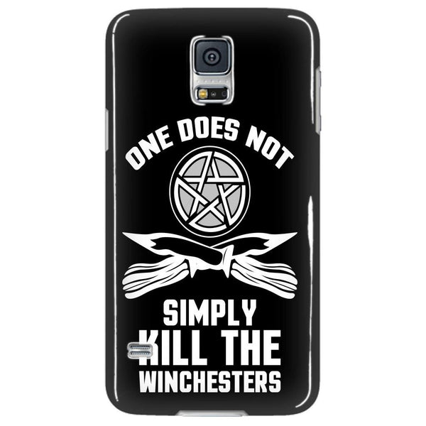 One Does Not Simply Kill The Winchesters - Phonecover - Phone Cases - Supernatural-Sickness - 4