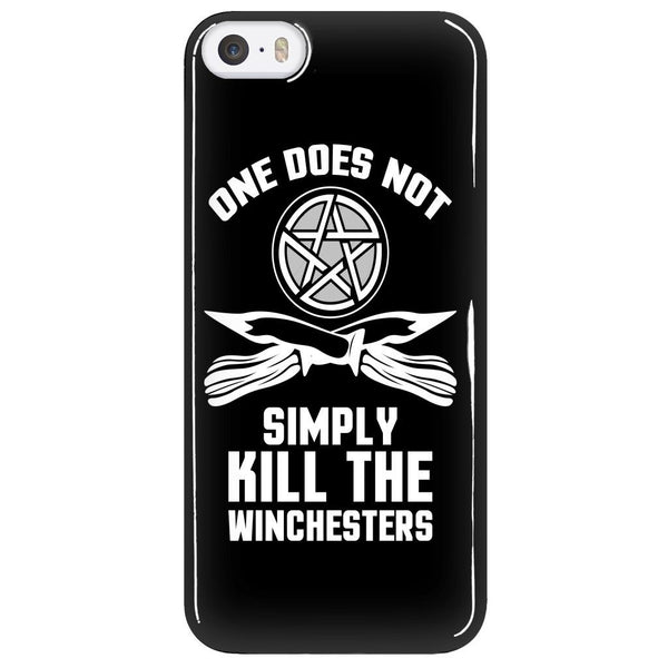 One Does Not Simply Kill The Winchesters - Phonecover - Phone Cases - Supernatural-Sickness - 5