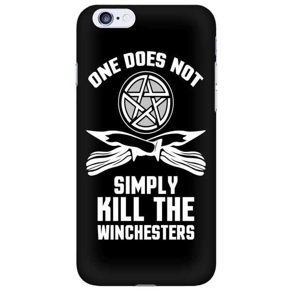 One Does Not Simply Kill The Winchesters - Phonecover - Phone Cases - Supernatural-Sickness - 6