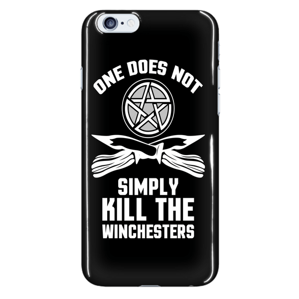 One Does Not Simply Kill The Winchesters - Phonecover - Phone Cases - Supernatural-Sickness - 7
