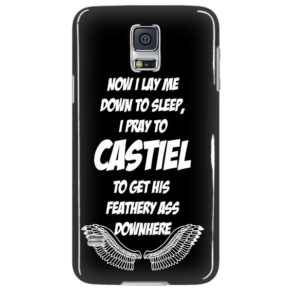 Pray to Castiel - Phone Cover - Phone Cases - Supernatural-Sickness - 4