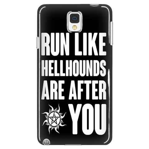 Run like Hellhounds are after you - phonecover - Phone Cases - Supernatural-Sickness - 1