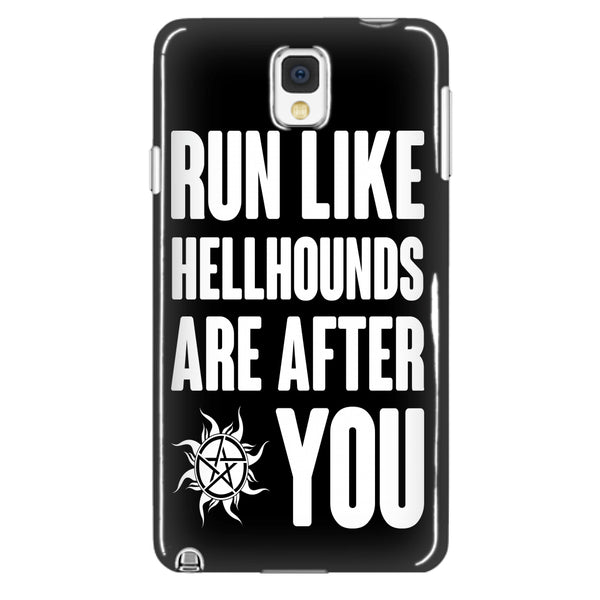 Run like Hellhounds are after you - phonecover - Phone Cases - Supernatural-Sickness - 2