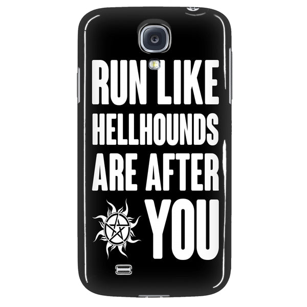 Run like Hellhounds are after you - phonecover - Phone Cases - Supernatural-Sickness - 3