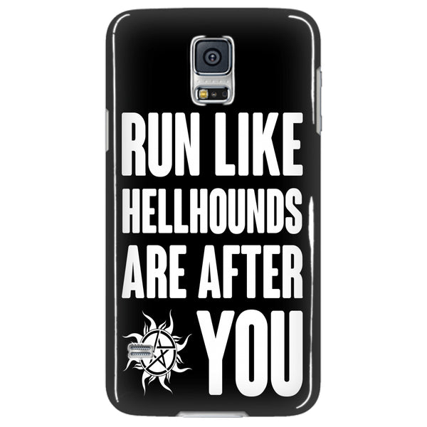 Run like Hellhounds are after you - phonecover - Phone Cases - Supernatural-Sickness - 4