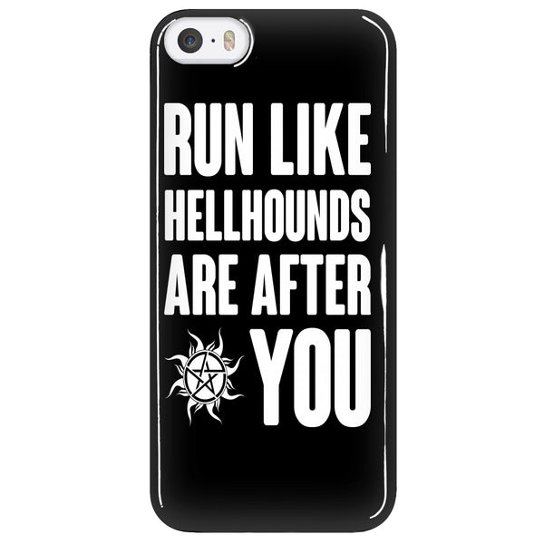 Run like Hellhounds are after you - phonecover - Phone Cases - Supernatural-Sickness - 5