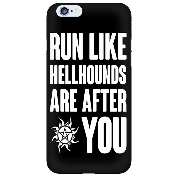 Run like Hellhounds are after you - phonecover - Phone Cases - Supernatural-Sickness - 6